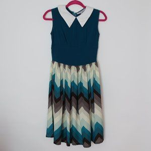 Queen of Heartz 1960's Dress Size Medium